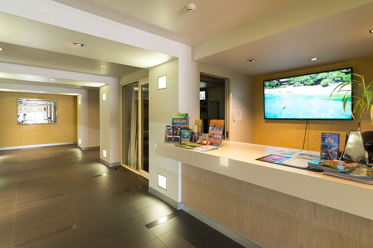 3 Room Flat cairns accommodation - cairns city accommodation